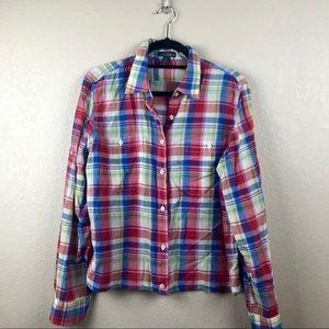 Plaid Ralph Lauren Shirt